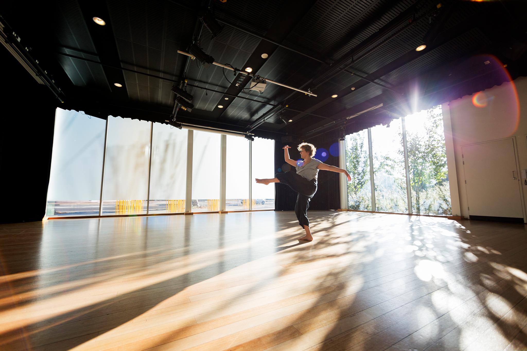 Dance Studio.