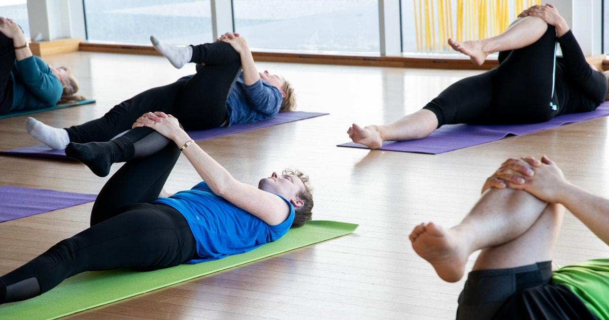 Mindfulness Stretching