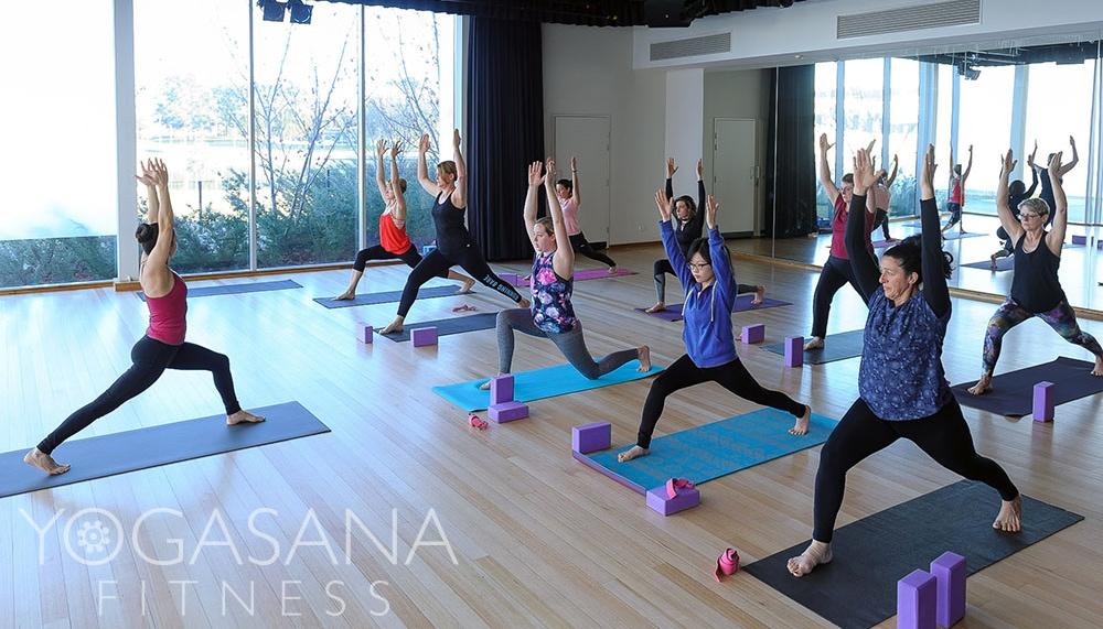 Yogasana Fitness