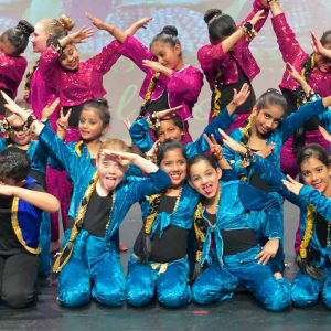 Bollywood Dancing for Kids