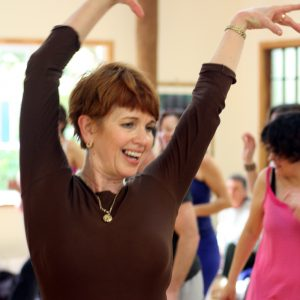 Amanda of Nia Dance