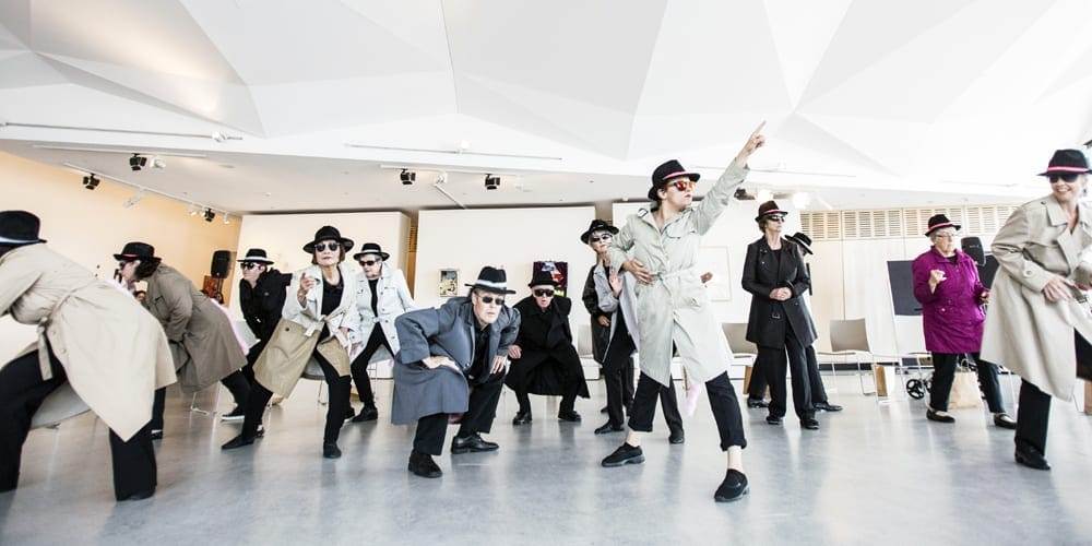 Offbeat Dance for People with Parkinson's