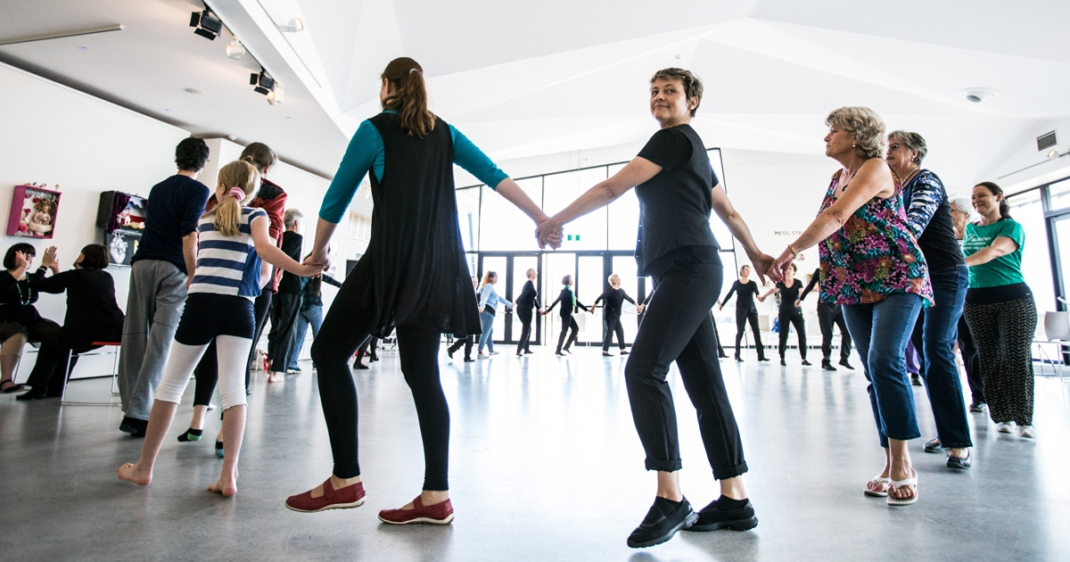 Dance for Wellbeing Taster Class