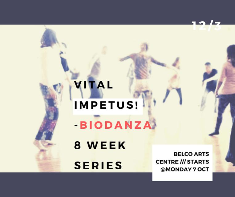 Biodanza: Vital Impetus!