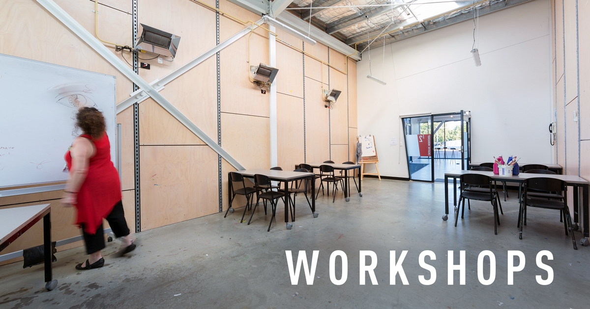 Artist Opportunity - Workshops
