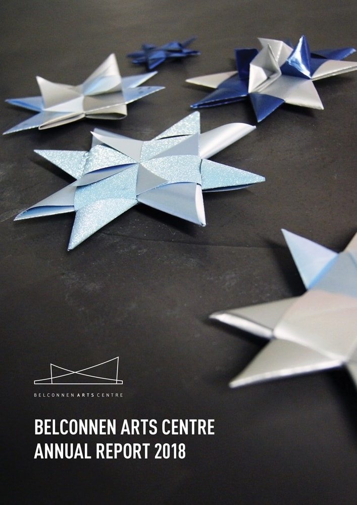 Belconnen Arts Centre Annual Report 2018