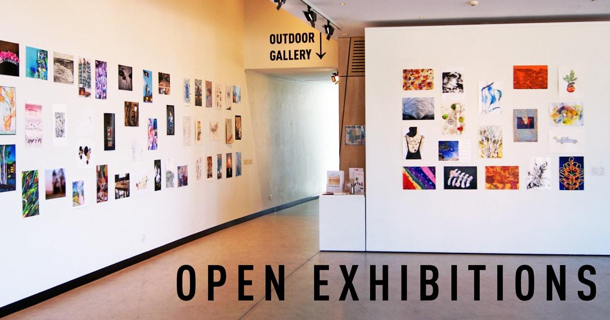Open Exhibitions