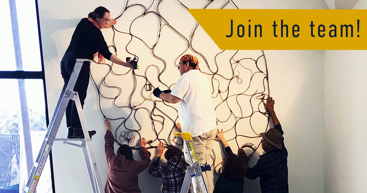 Join the Belco Arts team