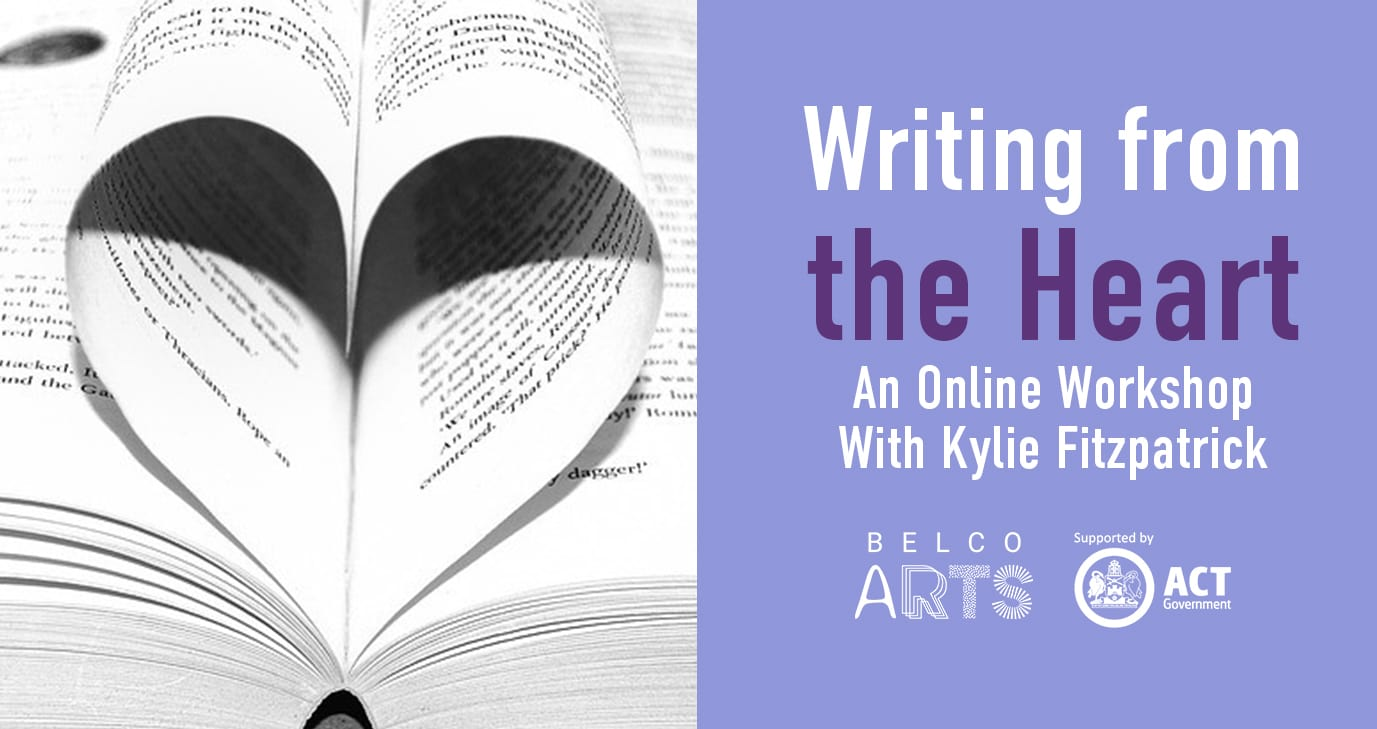 Writing from the Heart with Kylie Fitzpatrick