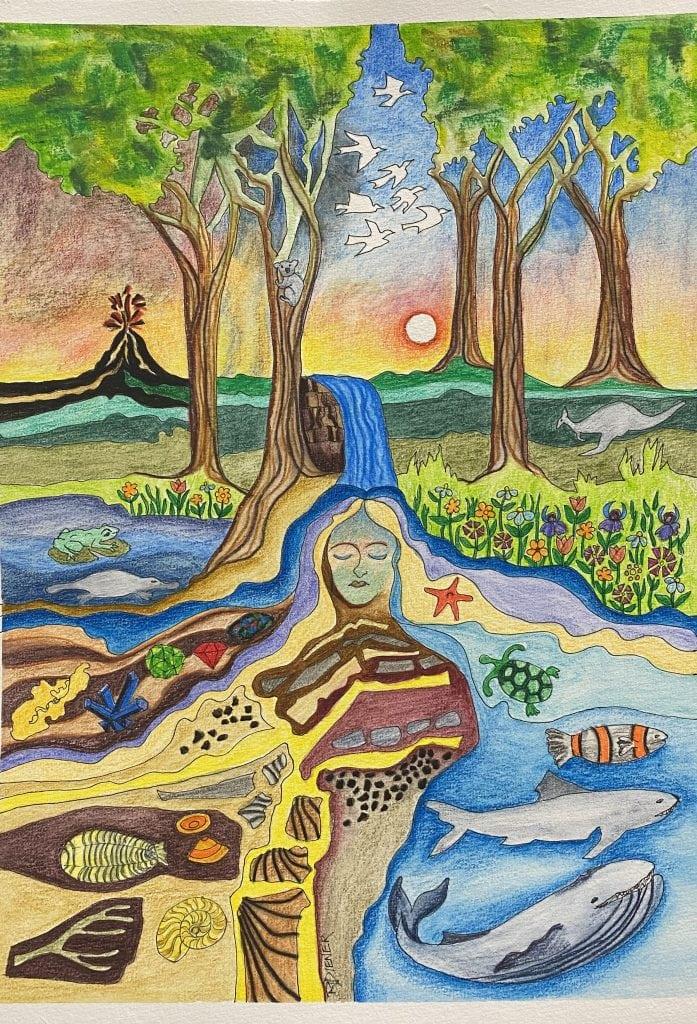 Gaia by Robyn Diener