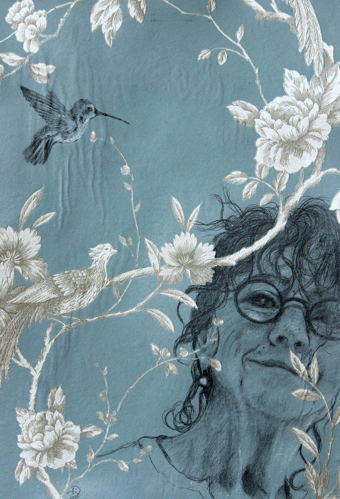 Wallflower by Dianne Libke