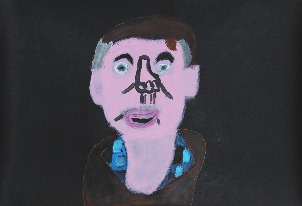 Norm Rivers (Heartbreak High) by Jacko Meyers