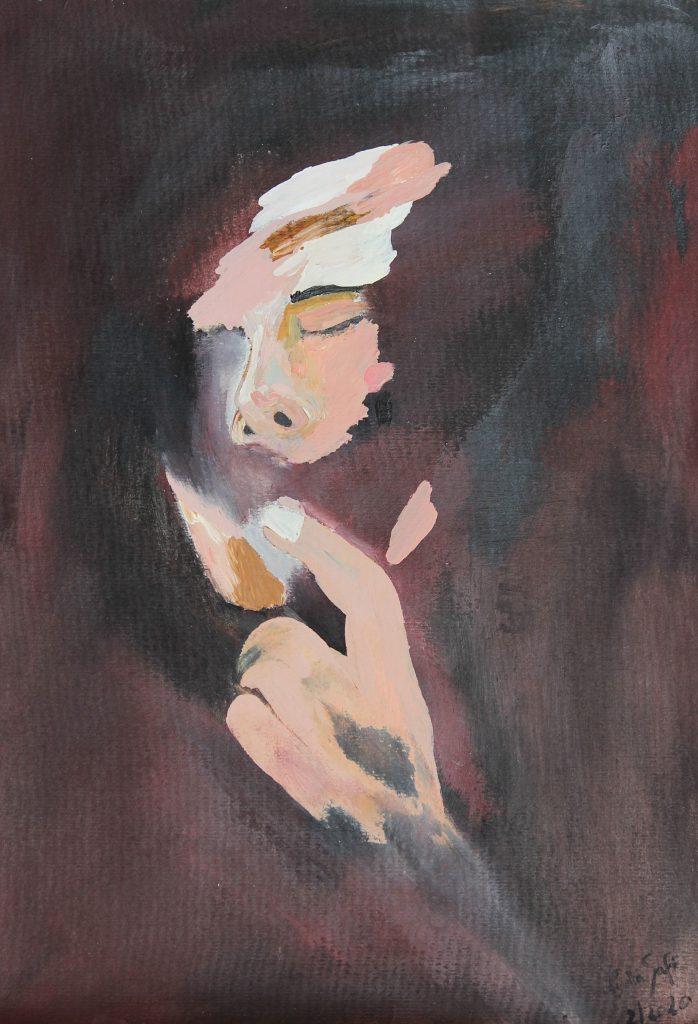 Shhhhh by Nyulla Safi