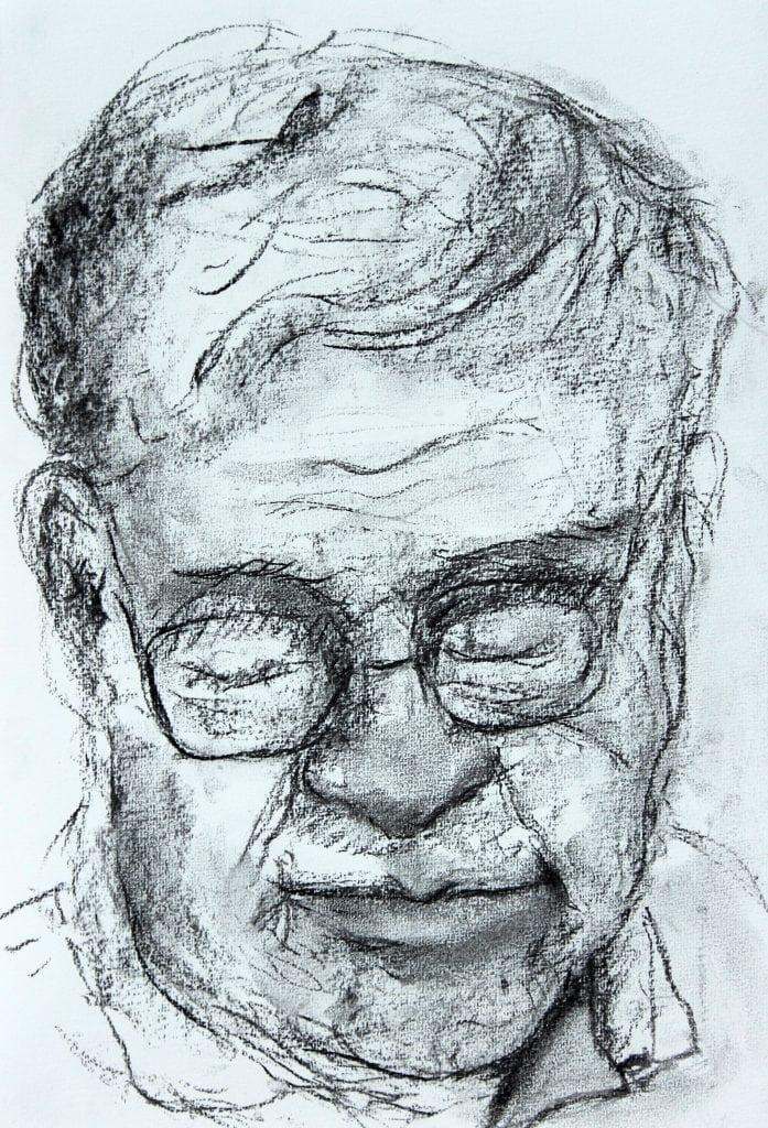 Portrait of Max by Rick Smyth