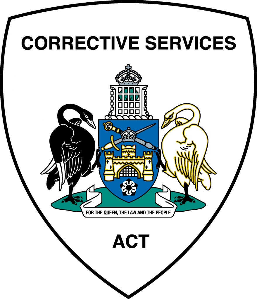 ACT Corrective Services logo