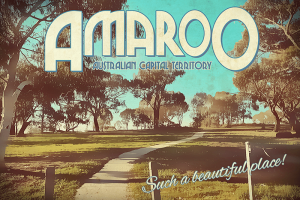 James Fletcher, Amaroo - Such a Beautiful Place!