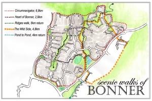 Antoinette Karsten, Scenic Walks of Bonner