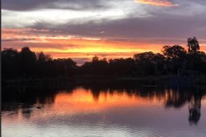 Christie Yau, Sunset at Forde