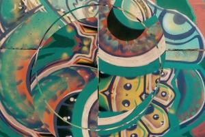 Sally Holliday, Tunnel Vision (3) – Eye to Eye
