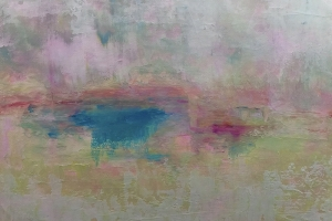 Yining Chen, Blurred Dreams on a Broken Concrete Wall