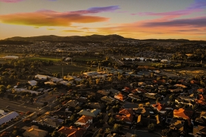 Jayden Miller, Suburban Sunset