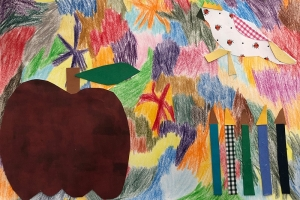 Gillian Riley, Not so bright lights and apple trees