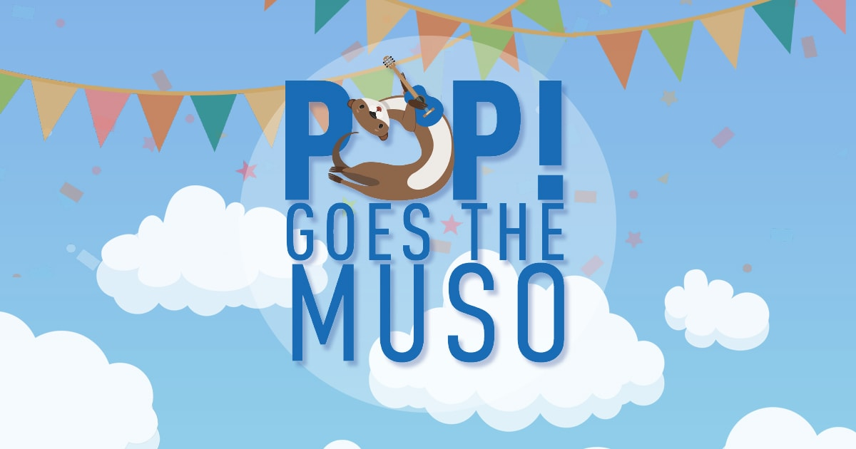 Pop! Goes the Muso