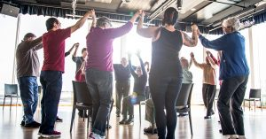 Dance for Wellbeing