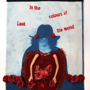 Lost in the colour of the world by Lucia Calaby