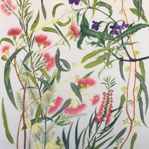 Spring bouquet by Sarah Lumley