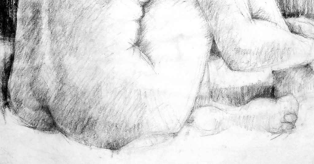 Figure 2 (detail) by John Pratt