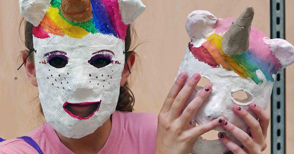 Making Messy Masks