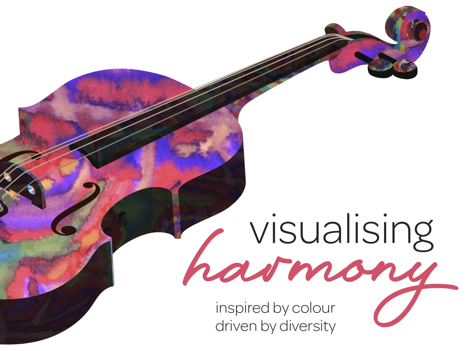 Visualising Harmony