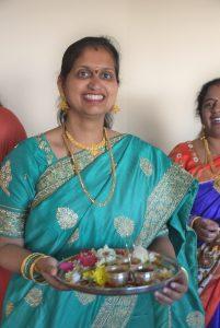 Antoinette Karsten, India. Incense and spice, Framed photograph