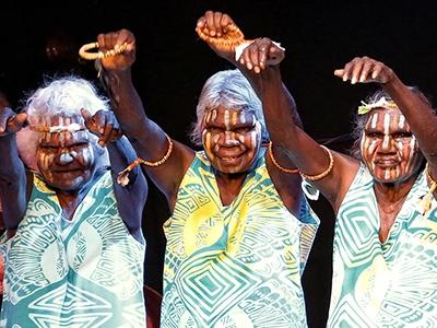 Tiwi Strong Women