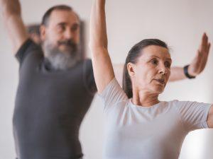 Breathe, Stretch, Dance, Move
