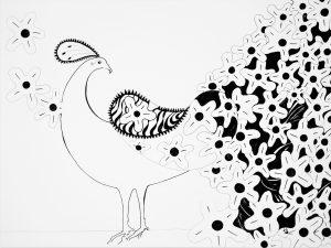 Artwork by Kiran Grewal